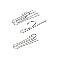 Four-Prong Drapery Hooks & End Pins