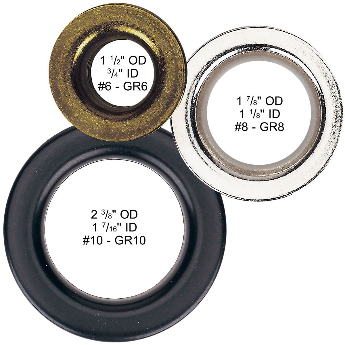 brass round grommets 6 10 rowley rowley