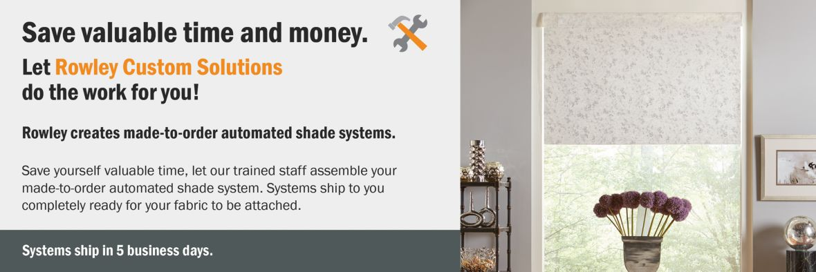 Automated Shade Systems