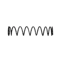 Easy Action™ Shears, Replacement Spring