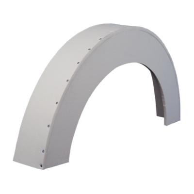 FirmaFlex™ Bendable Fiber Board, 48'' Long Strips