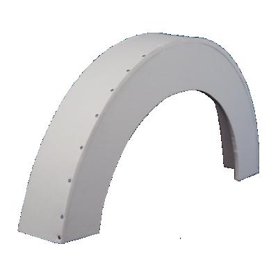 FirmaFlex™ Bendable Fiber Board, 72'' Long Strips