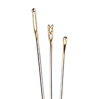 Gold Eye Needle Assortment Packs