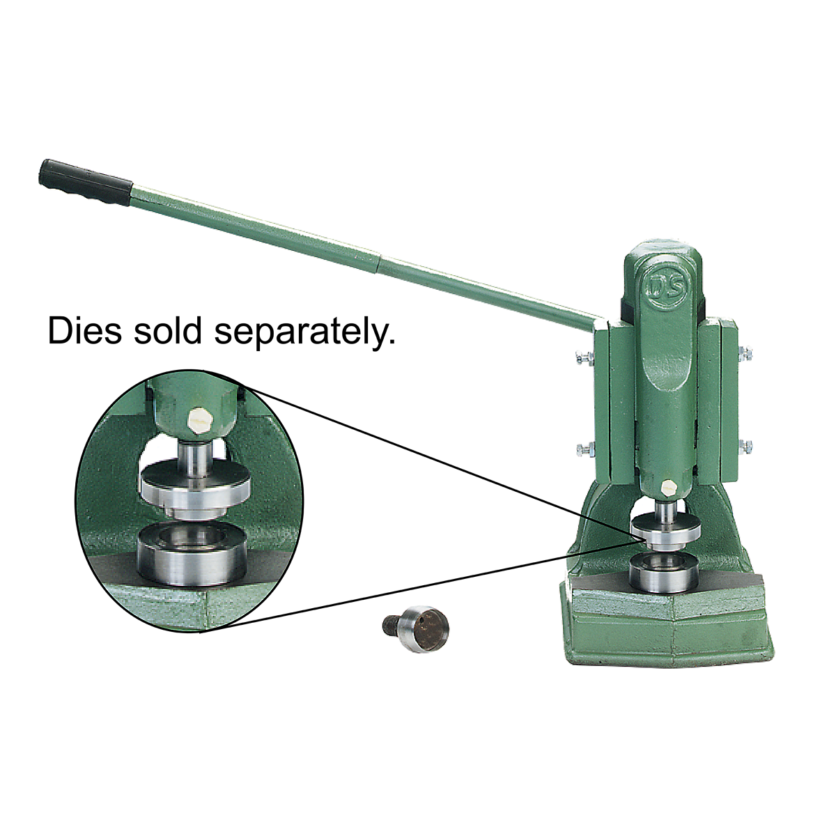 Grommet / Button Press | Rowley