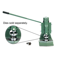 Grommet / Button Press