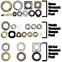 Grommet Sample Packs