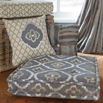 Decorative Floor Cushions and Pillows