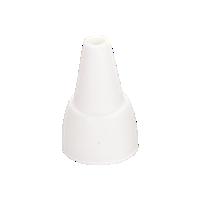 Large Cord Drop, White