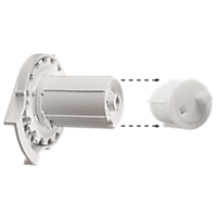 Outdoor Roller Clutch and End Plug Units