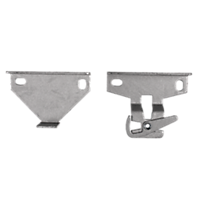 Outdoor Roller Clutch Bracket, 2'' Proj.
