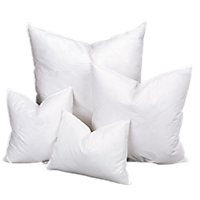 R-TEX Down/Feather Pillow Inserts 10/90