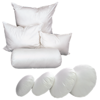 R-TEX High Quality Polyester Cluster Pillow Inserts