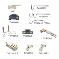 R-TRAC Conversion Kits & Brackets