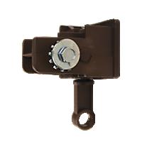 R-TRAC Cord Draw System Ripplefold End Pulleys