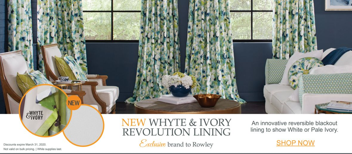 Whyte & Ivory Linings