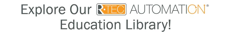R-TEC Automation Education Library
