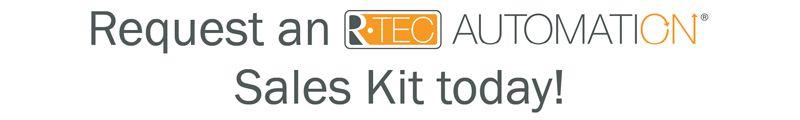 R-TEC Automation Sales Kit