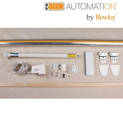 Wirefree Tubular Motor Roller Shade Starter Kit