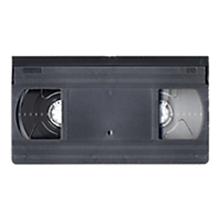 Swag Template Video, VHS