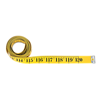 Tape Measure, 120'' Flat