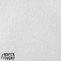 Whyte & Ivory, Hampton Cotton Interlining, By the Yard