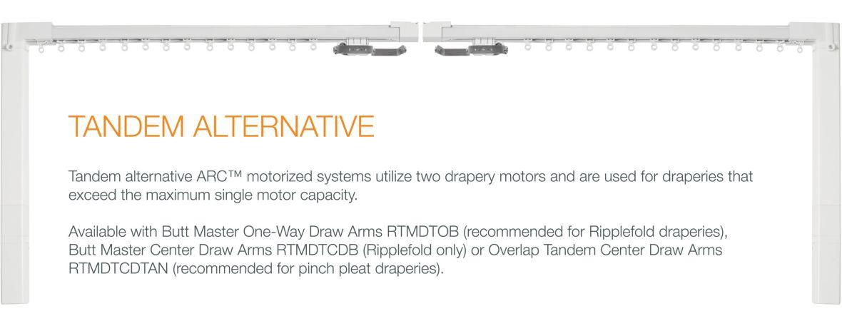 R-TEC Automation Systems - Tandem Alternative