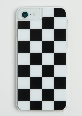 iphone 7 checkered case