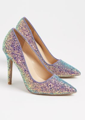 Iridescent Stiletto Heels | Pumps | rue21