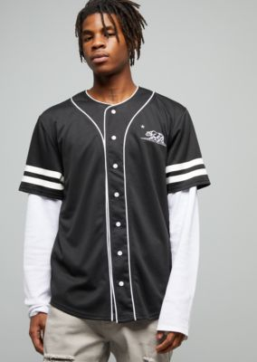 Black California Bear 31 Varsity Graphic Baseball Jersey  1bf1338b9