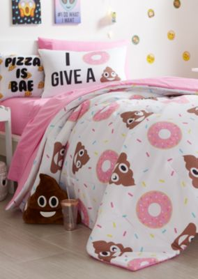 Girls Twin Bedding With Dresses In It