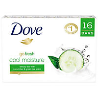 D - Dove Go Fresh - 4 oz. - 16 bars