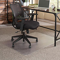"Floor+Mate 36"" x 48"" Multi-Surface Chair Mat"