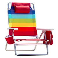 Nautica Beach Chair, Rainbow