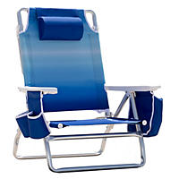 Nautica Beach Chair, Blue