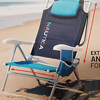 Beach Chair Multi. Nautica