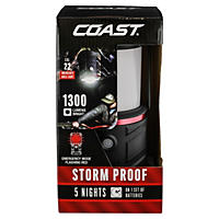 COAST High Performance IPX7 Waterproof Lantern