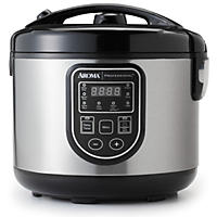 Aroma 16-Cup Rice Cooker, Slow Cooker & Food Steamer