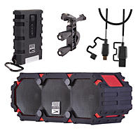 Altec Lansing Mini LifeJacket 3 Value Pack - Black/Red
