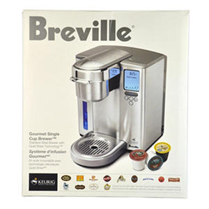 Breville Gourmet Single Cup Brewer Samsclub Com Auctions