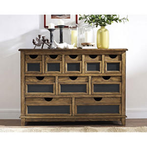 Attirant Whitley Collection Storage Console Cabinet