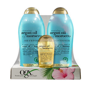 OGX Renewing Argan Oil of Morocco Value Pack