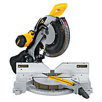 "DeWALTDW716 Heavy-Duty 12"" Double Bevel Compound Miter Saw"