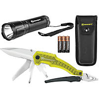 Kilmanjaro Multi-Tool and LED Flashlight Set