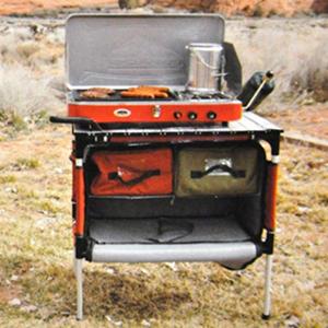 Camp Chef Sherpa Camp Table Portable Organizer Samsclub