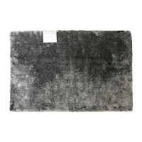 "Hotel Luxury Reserve Collection Bath Rug 24"" x 36"" - Grey"