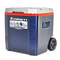 Igloo Transformer 60 Qt .Cooler, Navy/Red/Gray
