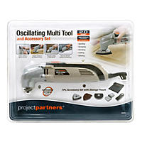 Project Partners Oscillating Multi Tool