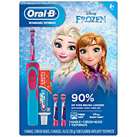 Oral-B Kids Rechargeable Frozen Toothbrush