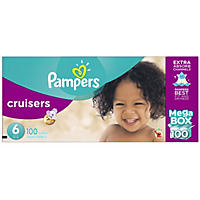 Size 6 - Pampers Cruisers Diapers