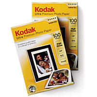 "Kodak Ultra Premium Photo Paper, 4""x6"" 200 sheets (280gsm High Gloss/285gsm Studio Gloss)"